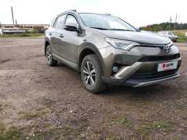 Тайшет Toyota RAV4 2018