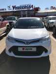 Toyota Corolla Fielder, 2017 год, 950 000 руб.