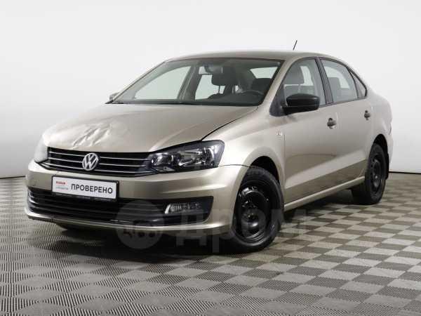 Volkswagen Polo, 2016 год, 553 000 руб.