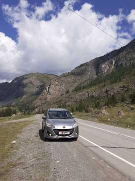 Горно-Алтайск Mazda5 2011