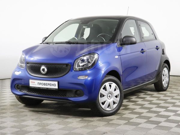 Smart Forfour, 2018 год, 609 000 руб.