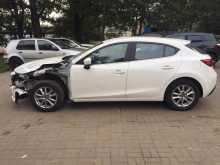 Санкт-Петербург Mazda3 2015