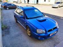 Тольятти Impreza WRX 2003