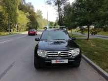 Москва Duster 2012
