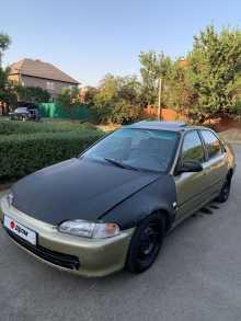 Краснодар Civic 1995