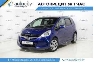 Новосибирск Honda Fit 2010