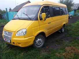 Иркутск ГАЗ 2217 2007