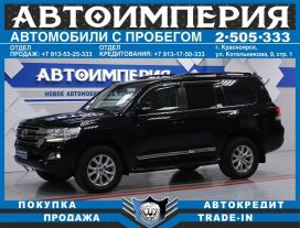 Красноярск Land Cruiser 2016