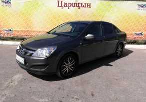 Волгоград Astra 2011