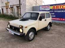 Советск 4x4 2121 Нива 1981