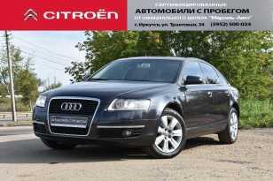 Иркутск Audi A6 2008