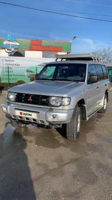 Краснодар Pajero 1999