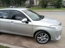 Москва Corolla Axio 2016