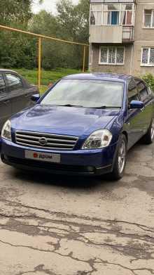 Челябинск Teana 2004
