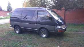 Новосибирск Lite Ace 1992