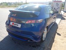 Санкт-Петербург Civic Type R 2008