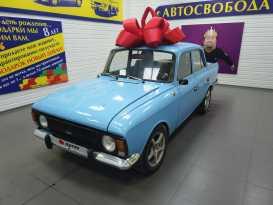 Свободный Москвич 412 1987