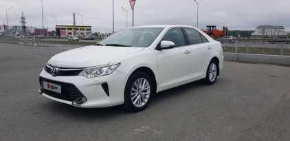 Тюмень Toyota Camry 2015