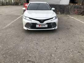 Новый Уренгой Toyota Camry 2019