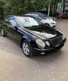 Москва E-Class 2003