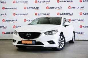 Ульяновск Mazda6 2015