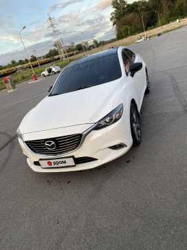 Москва Mazda Mazda6 2018