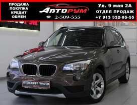 Красноярск BMW X1 2014