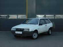 Москва Лада 2108 1989