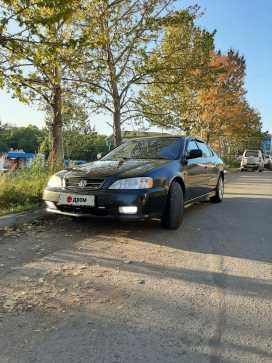 Петропавловск-Камчатский Honda Saber 2001