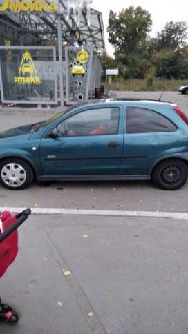 Барнаул Corsa 2001
