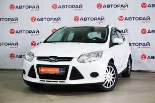 Ульяновск Focus 2012