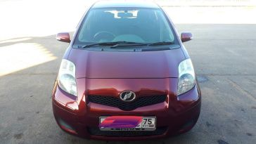 Чита Toyota Vitz 2010