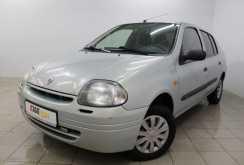 Саранск Clio 2001