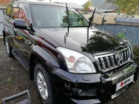 Облучье Land Cruiser Prado