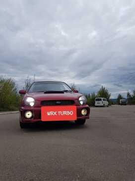 Чита Impreza WRX 2002