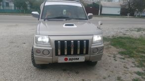 Гостагаевская Pajero Mini 2003