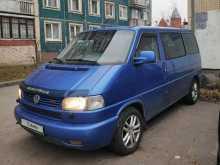 Санкт-Петербург Multivan 1999