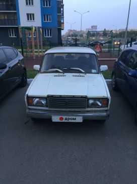 Саранск 2107 1996