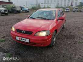 Абакан Astra 2003