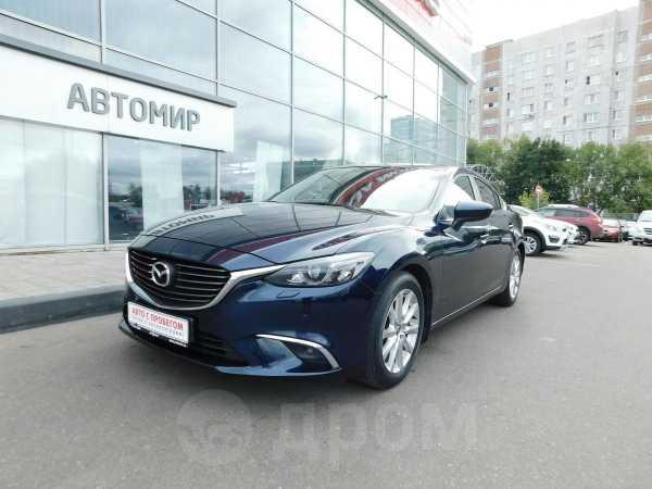 Mazda Mazda6, 2015 год, 1 182 000 руб.