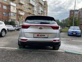 Омск Kia Sportage 2017