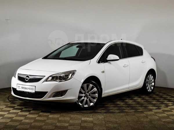 Opel Astra, 2010 год, 508 000 руб.