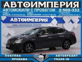 Красноярск Nissan Sylphy 2014