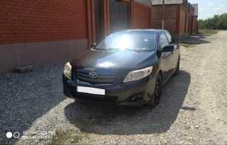 Гелдаган Corolla 2007
