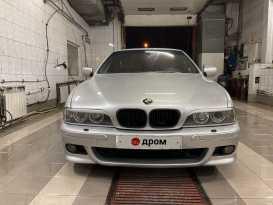 Москва BMW 5-Series 2001