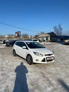 Улан-Удэ Focus 2014