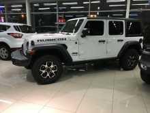 Хабаровск Jeep Wrangler 2020