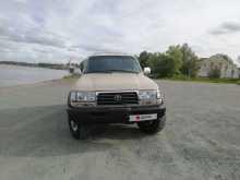 Омск Land Cruiser 1991
