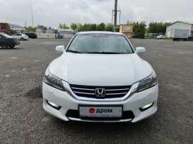 Кемерово Honda Accord 2013