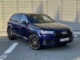 Тюмень Audi Q7 2018